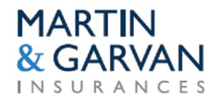 Martin & Garvan Insurances Ltd Logo