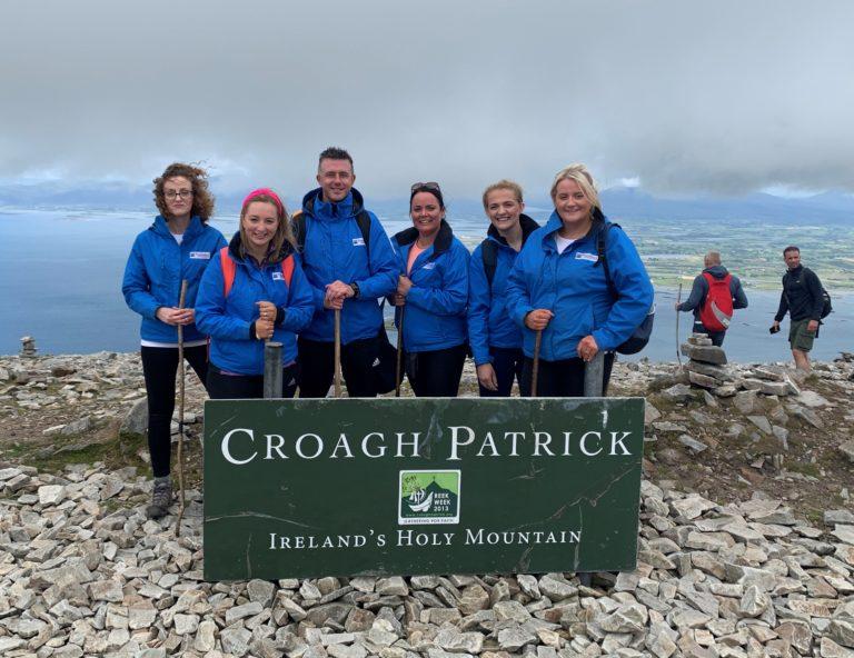 Croagh Patrick 2019